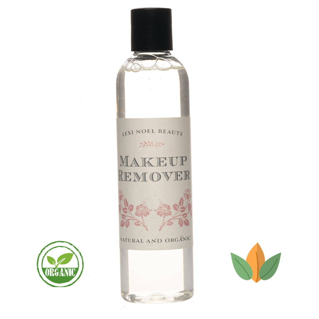 Natural and Organic Makeup Remover