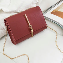 Load image into Gallery viewer, &40 Shoulder Bag Lady Shoulders Tassel Package Letter Purse Mobile Phone Messenger Bag Carteras Mujer De Hombro Y Bolsos Purse