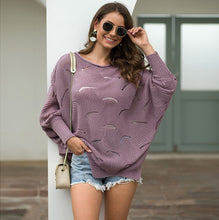 Load image into Gallery viewer, Loose Pullover Sweater