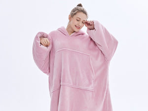 Thicc Hooded Blanket
