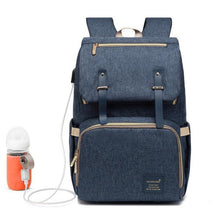 Load image into Gallery viewer, On The Go Baby + Me Bag