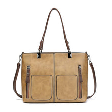 Load image into Gallery viewer, Tote Bags- Leather