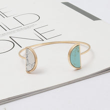 Load image into Gallery viewer, Tea Time Cuff Bangle