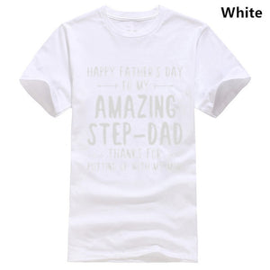 Mens Happy Fathers Day T-Shirt