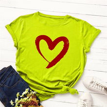 Load image into Gallery viewer, Heart Tee