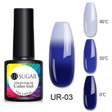 Load image into Gallery viewer, Thermal Mood Color Change Gel Polish