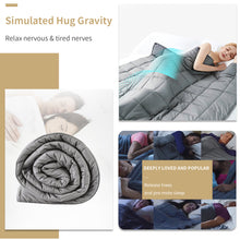 Load image into Gallery viewer, Ultimate Weighted Blanket