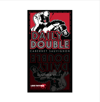 LOVE THAT RED 2013 DAILY DOUBLE CABERNET SAUVIGNON