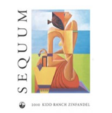 Sequum 2009 Zinfandel, 'Kidd  Ranch', Napa Valley