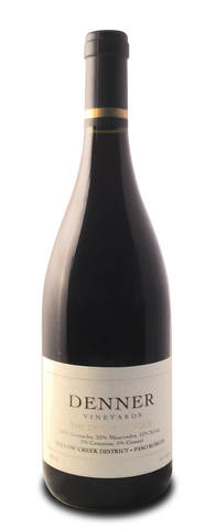 Denner Vineyards, 2012 'Ditch Digger', Paso Robles