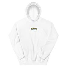 "Load image into Gallery viewer, ""Michigan"" Varsity Hoodie"