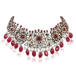 ROYAL DILSHAD NECKLACE