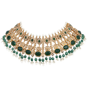Dilshad Collar Necklace/Choker
