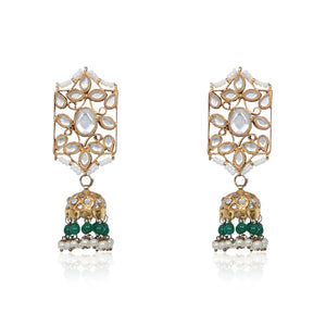 Darbar Earrings