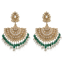 Load image into Gallery viewer,  Agra Fan Earrings