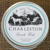 Charleston Candles - Tin