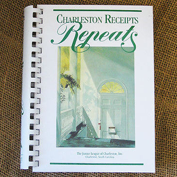 Charleston Receipts Repeats Cookbook