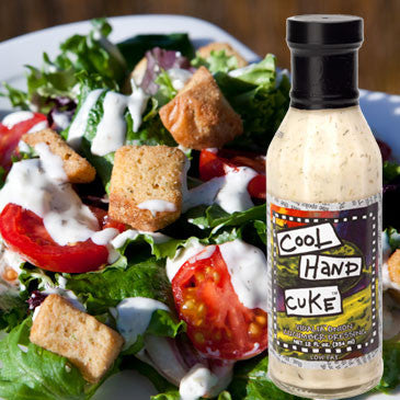 Cool Hand Cuke (Vidalia Onion Dressing)