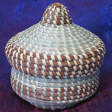 Covered Trinket Basket
