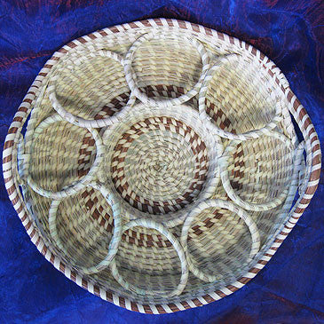 Sweetgrass Drink Tray