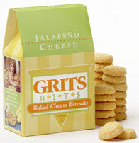 Grits Bits Jalapeno Cheese Snacks