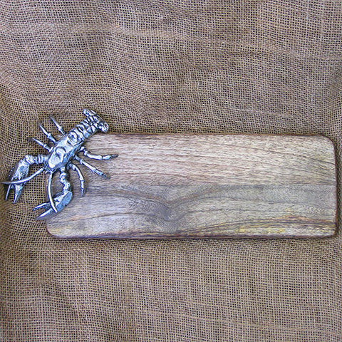 Mud Pie Lobster Small Cutting Board