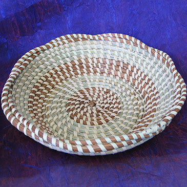 Scalloped Edge Baskets