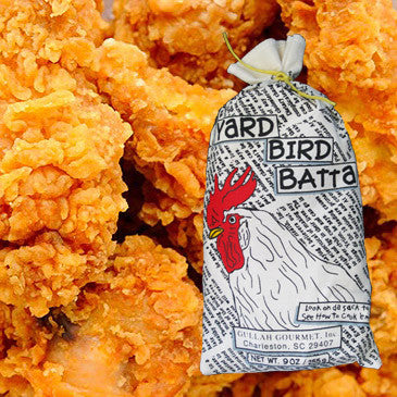 Yard Bird Batta Fried Chicken Batter