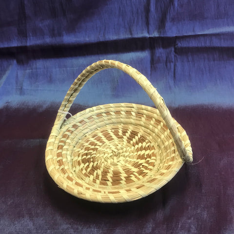 Curved Handle Basket