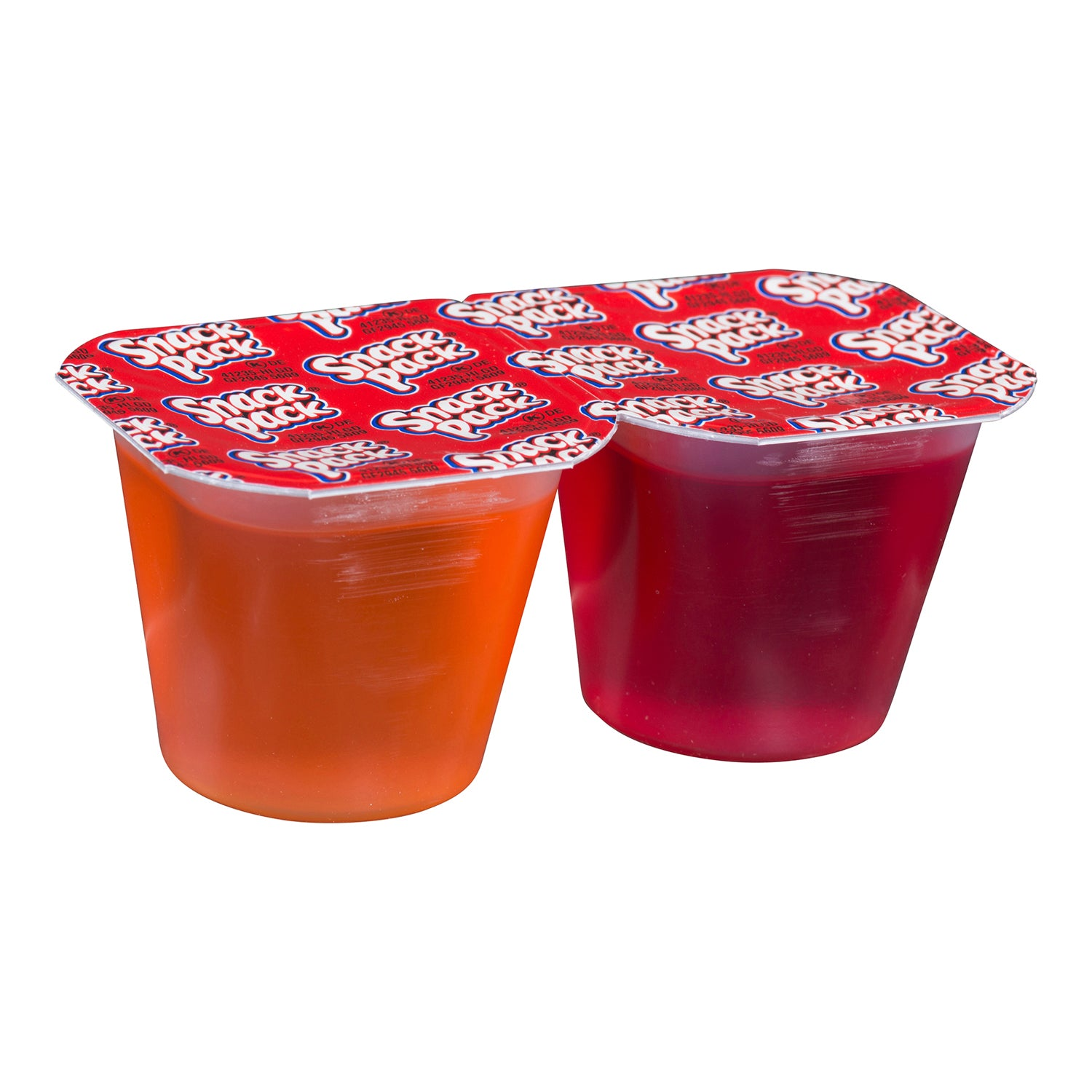 Hunt's Strawberry/Orange Gelatin Cups - 48 Pack [$0.58/cup]