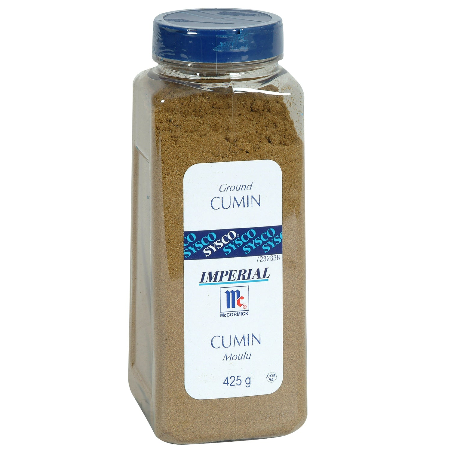 Sysco Imperial Ground Cumin 425 g - 1 Pack [$14.49/each]