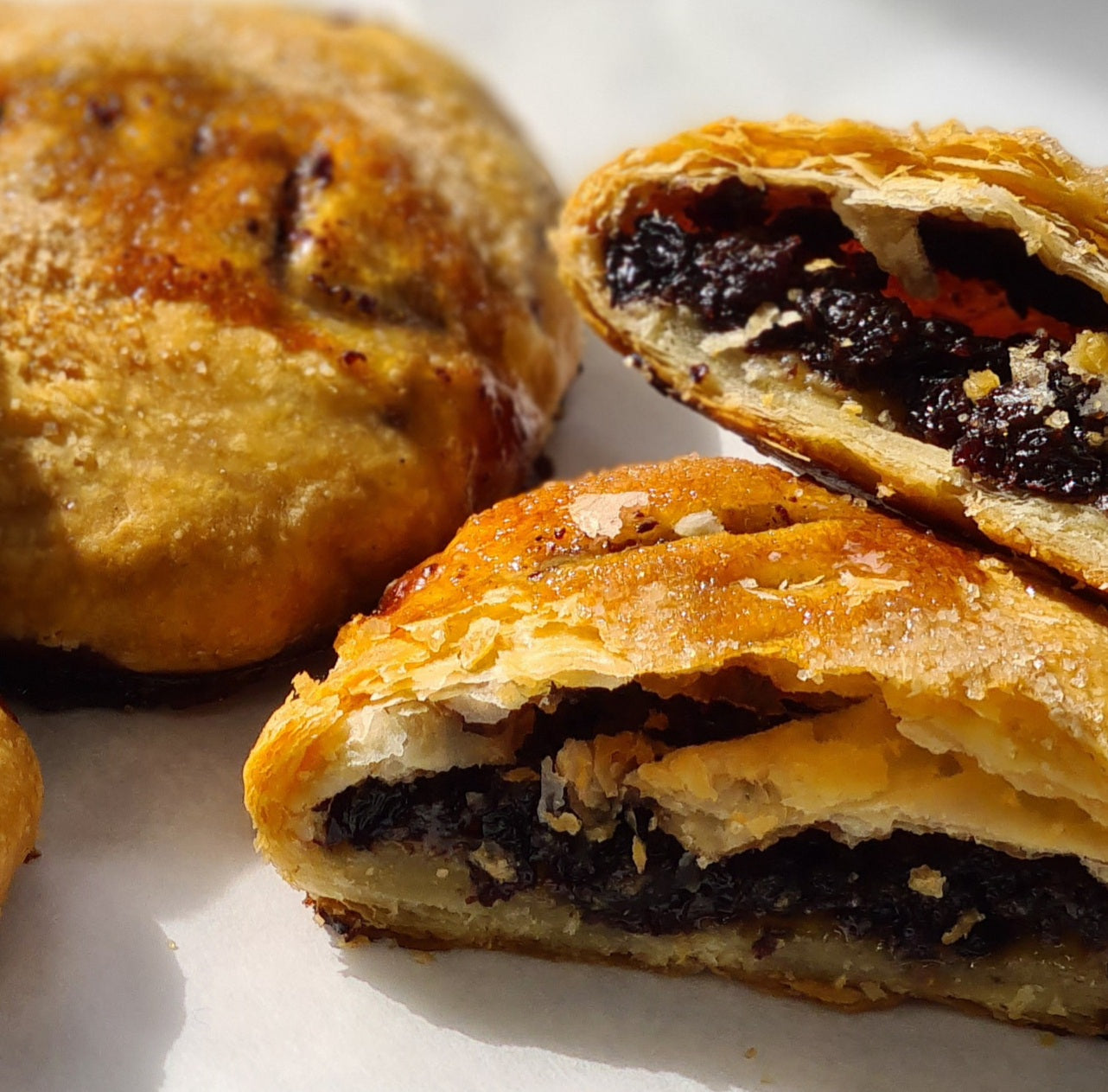 Organic Eccles Cake Celtic Bakers