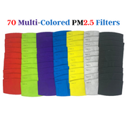 PM 2.5 Filters for Face Masks