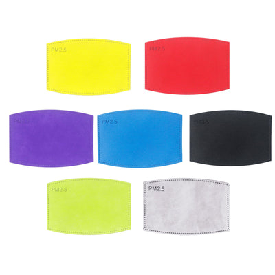 PM 2.5 Filters for Face Masks PM2.5 Mask Filters Medical Store Supply