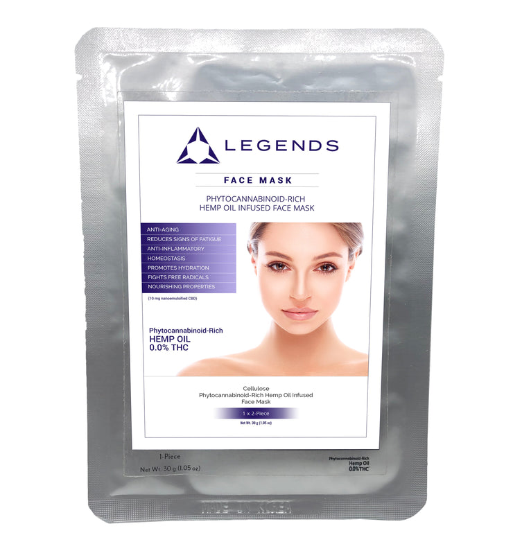 Cellulose Fiber Anti-Aging Face Mask Anti-Aging Face Mask Medical Store Supply