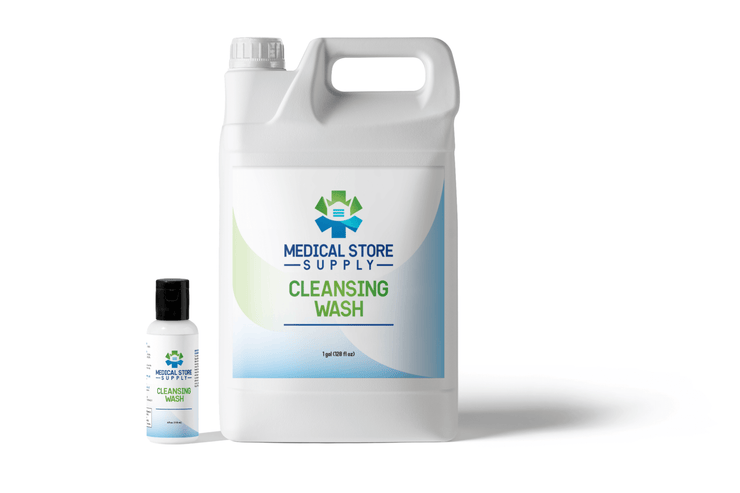 Medical Store Supply Cleansing Wash