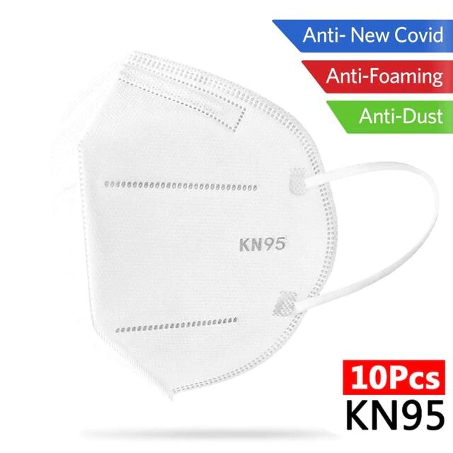 Non-Medical KN95 Respirator Masks
