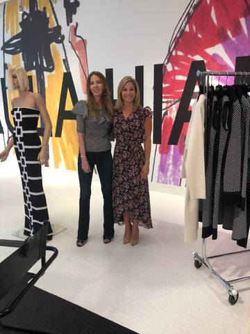 Jess Kartalija of CBS Philly at New Paula Hian Store