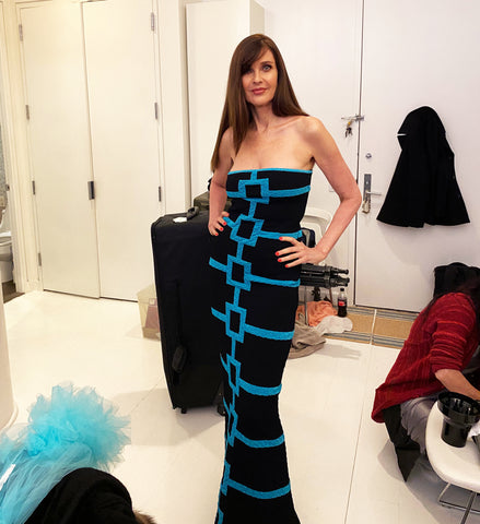 Behind The Scenes Photoshoot With Carol Alt For Elysian Magazine
