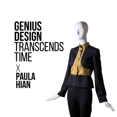 "LISTEN: Paula Hian Featured on ""Genius Design Transcends Time"" Podcast"