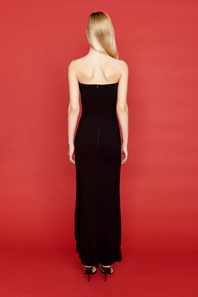 Liliane - Knit, Strapless Formal Evening Gowns in Classic or Colorful Shades