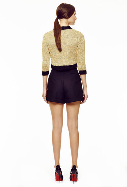 Beatrice Sweater Back
