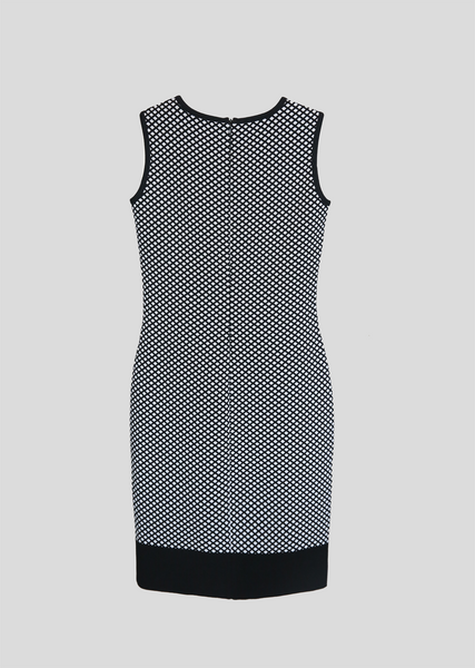 Carolina – Diamond Pattern Tank Dress