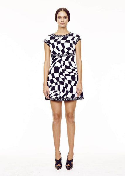 Pascale Dress Front