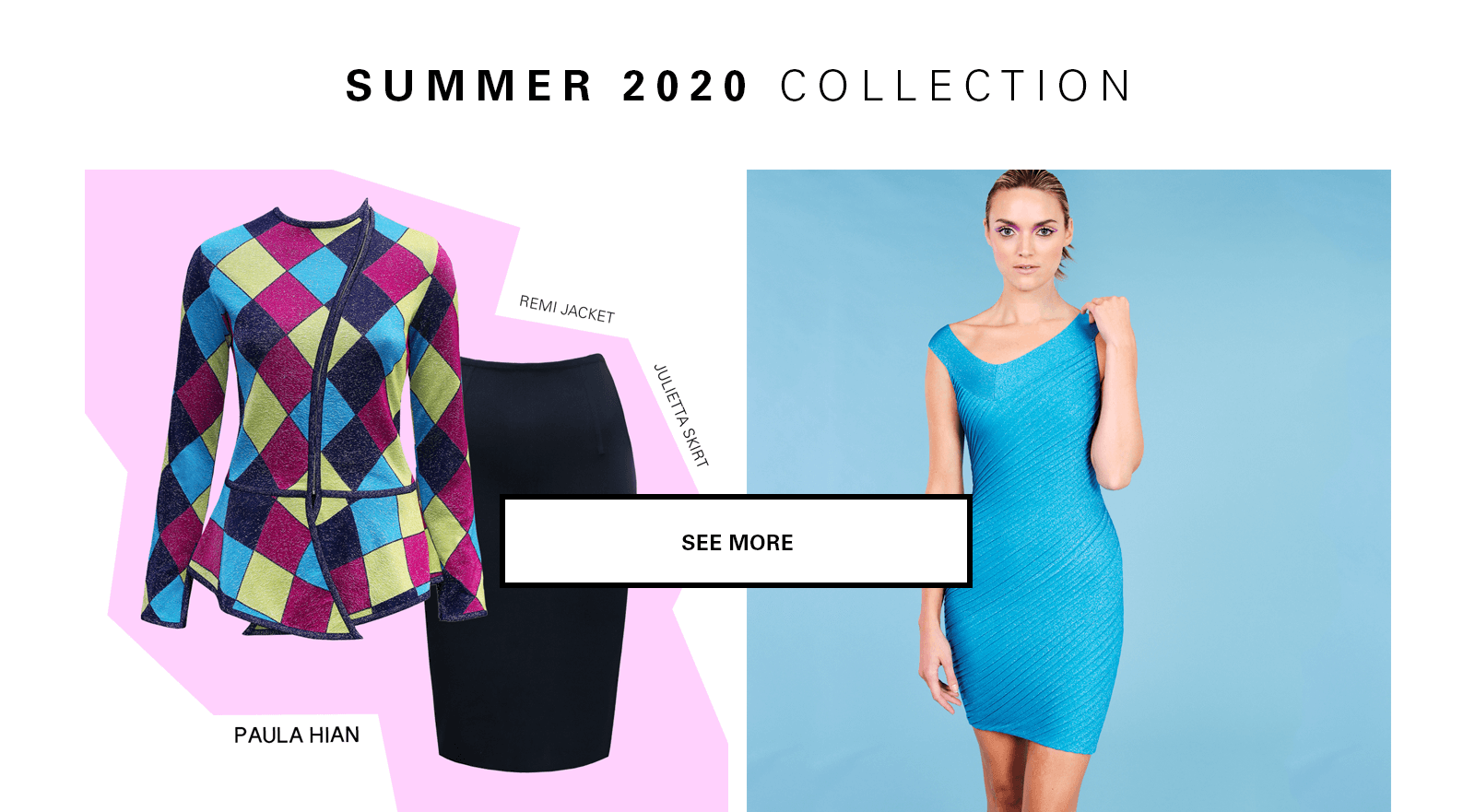 Spring 2020 Collection