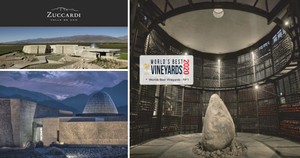 "Zuccardi opnieuw ""World's Best Vineyard"""