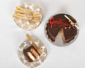 Add a Luxury Goya's Signature Chocolate Cake