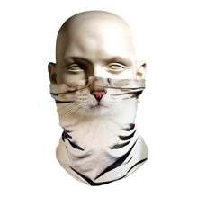 Load image into Gallery viewer, Face Shield -  Cute Kitten design