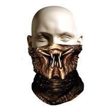 Load image into Gallery viewer, Ski Mask face shield - The Predator design
