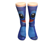 Load image into Gallery viewer, Lilo and stitch Elite Graphic socks
